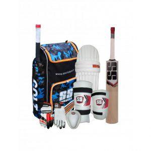 SS English Willow Cricket Kit for Youth